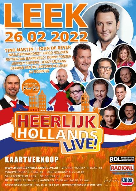 Hollands Meezing Feest 2021
