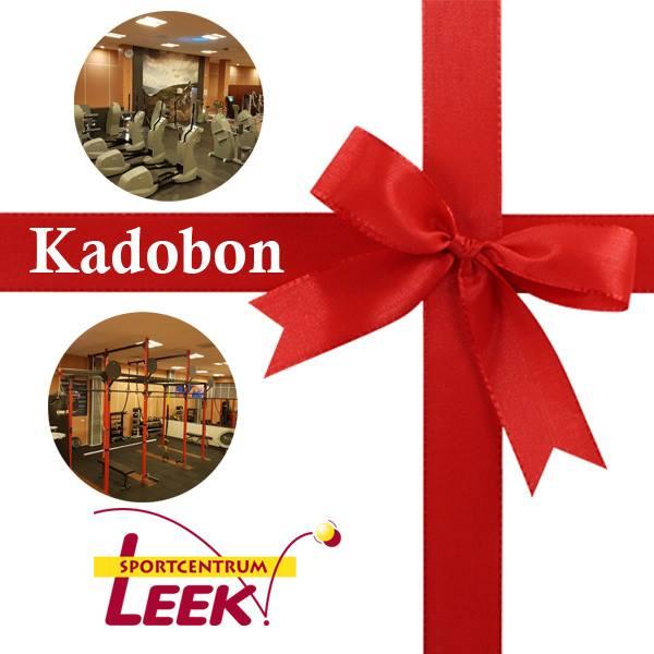 Kadobon voor 1 maand onbeperkt sporten!